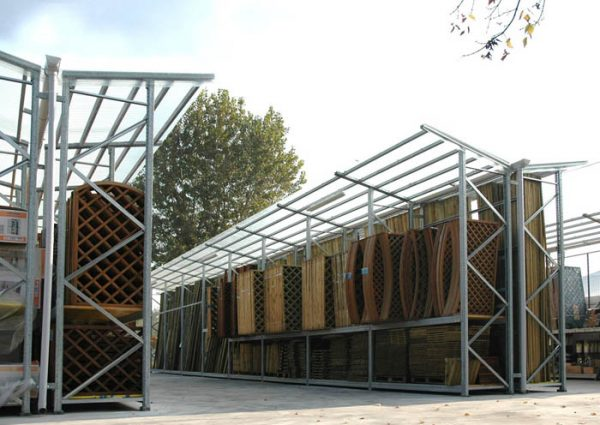 Cargo Shelves Mega