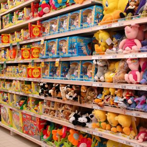 shelves- toyshop