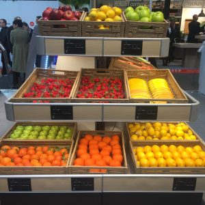 shelves&shopfitting-Fruits & vegetables