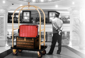 trolley &cart-hotels